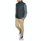 Quiksilver Mens Sleeveless Scaly Body Warmer