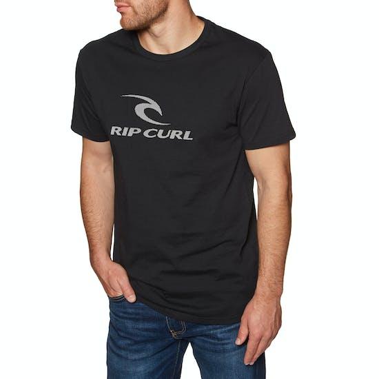 Rip Curl Peak Icon Short Sleeve T-Shirt