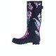 Joules Print Womens Wellies