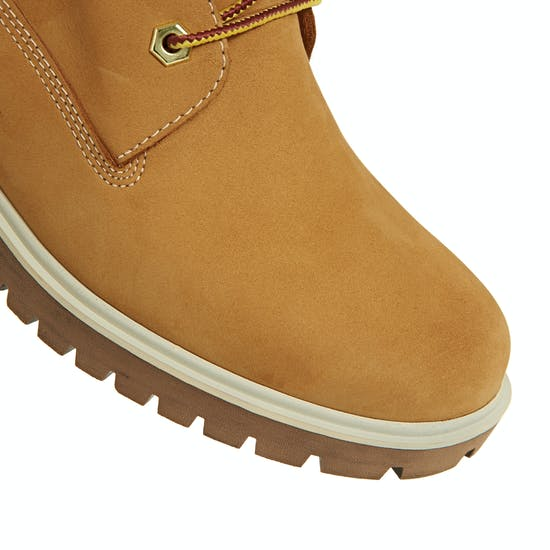 Timberland Woms Prem 14in Wheat Wheat Ladies Boots