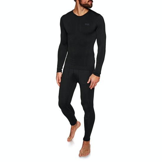 Top Camada Base Helly Hansen Hh Lifa Seamless Crew