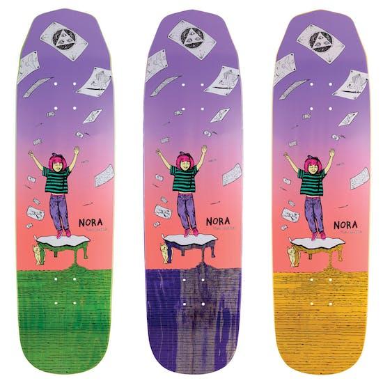 Welcome Magilda - Nora Vasconcellos Pro Model - 8.6 Wicked Queen Skateboard Deck