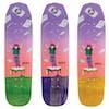 Welcome Magilda - Nora Vasconcellos Pro Model - 8.6 Wicked Queen Skateboard Deck - Multicolour