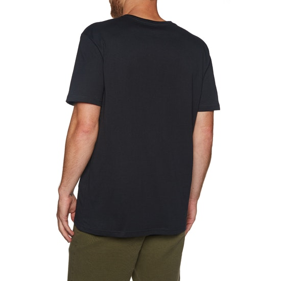 Quiksilver Live On The Edge Front Mens Short Sleeve T-Shirt