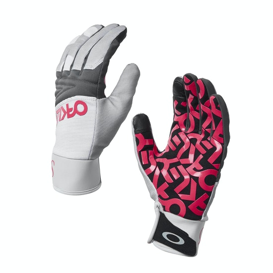 Oakley X Jeff Staple Factory Park Snow Gloves