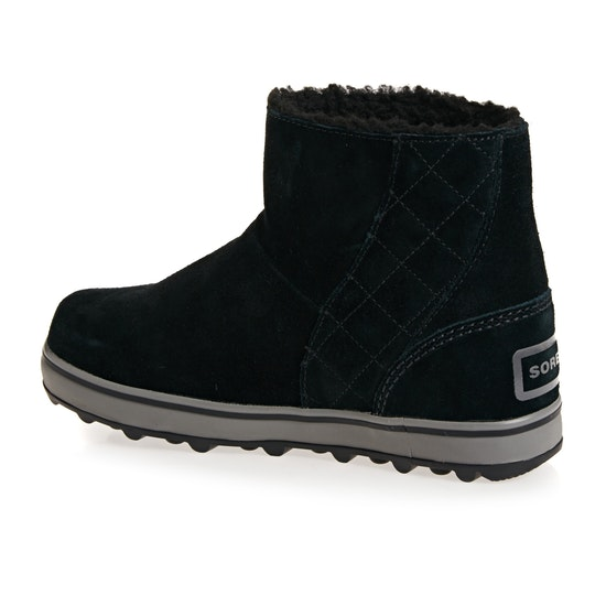 Sorel Glacy Short Womens Boots