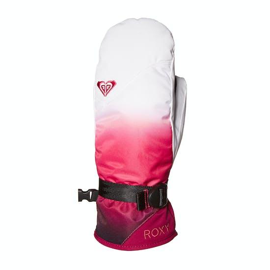 Roxy Jetty Mitt Womens Snow Gloves