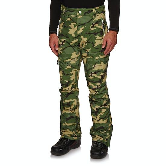 Wear Colour Sharp Snow Pant