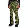 Wear Colour Sharp Snow Pant - Forest