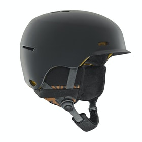Casco para esquí Anon Highwire - Dark Gray Eu