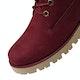Timberland Heritage Lite 6in Bo Pomegranate Damen Stiefel