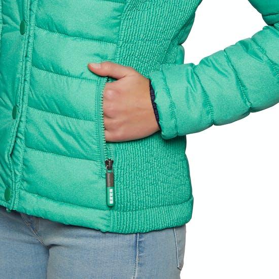 Veste Femme Superdry Fuji Slim Double Zip