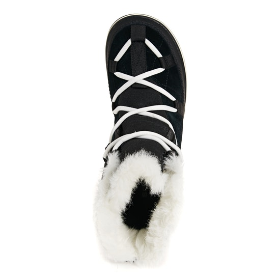 Bottes Femme Sorel Glacy Explorer Shortie Faux Fur