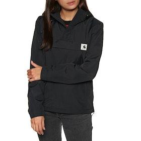 Carhartt Nimbus Pullover Womens Jacket - Black