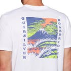 Quiksilver Tropic Eruption Mens Short Sleeve T-Shirt