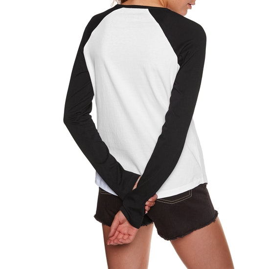Element Logo Ladies Long Sleeve T-Shirt