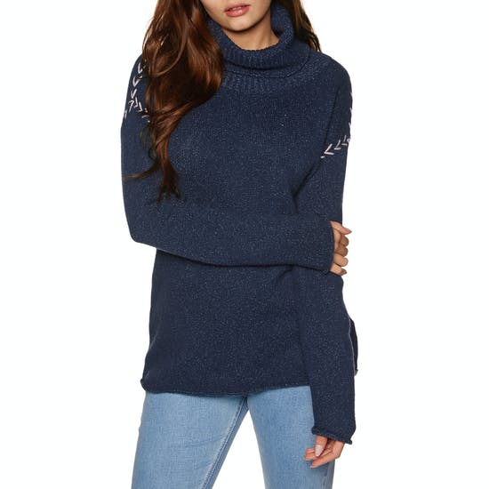 Rip Curl Leah Roll Neck Ladies Sweater