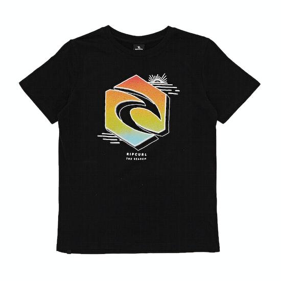 T-Shirt à Manche Courte Rip Curl Gang Paradise
