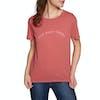 Billabong Sun Your Buns Womens Short Sleeve T-Shirt - Sunset Red