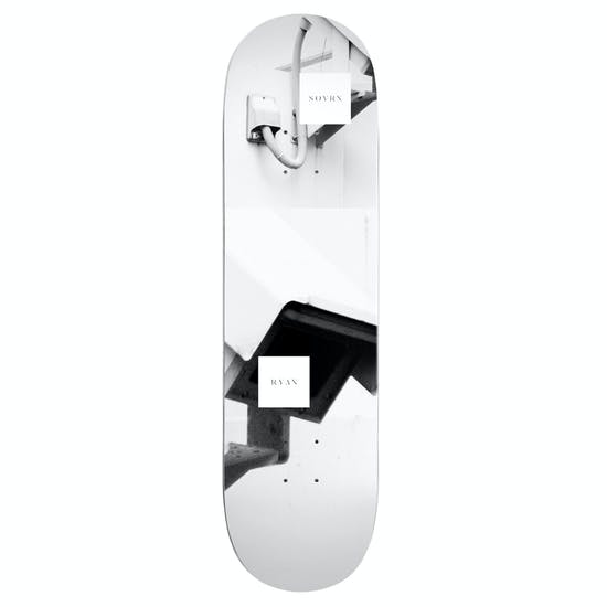 Prancha de Skate SOVRN Entrance Walker Ryan 8.25 Inch