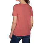 Billabong Sun Your Buns Ladies Short Sleeve T-Shirt