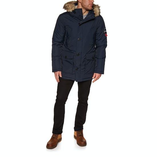 sale retailer 3c505 33a08 Superdry Everest Parka Jacke | Kostenlose Lieferung ...