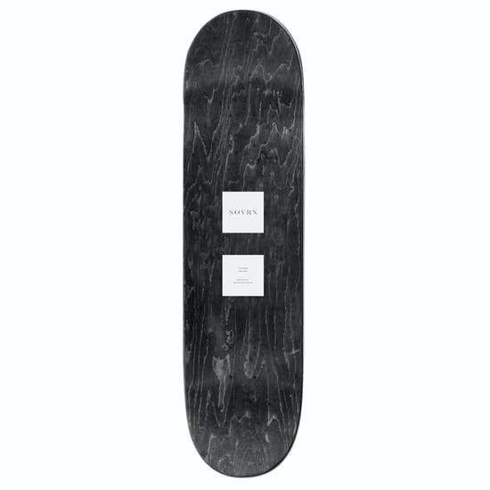 SOVRN Entrance Walker Ryan 8 Inch Skateboard Deck
