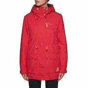 Wear Colour State Parka Womens Snow Jacket