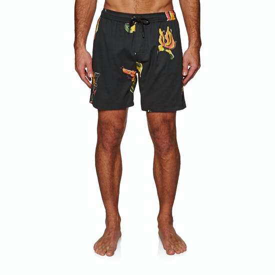 No News Paradiso Walk Shorts