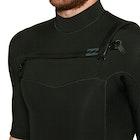 Billabong Revolution 2mm Chest Zip Shorty Wetsuit