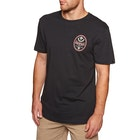 Quiksilver Hi Beer Mens Short Sleeve T-Shirt