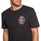 Quiksilver Hi Beer Mens Short Sleeve T-Shirt