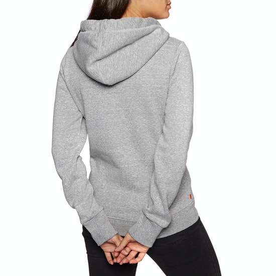 Superdry Vintage Logo Sequin Entry Womens Pullover Hoody