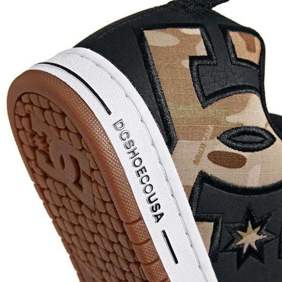 DC Court Graffik SE Shoes