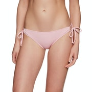 Billabong Heating Up Rib Hike Bikini Bottoms