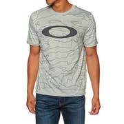 Oakley Ellipse Hidden Logo Short Sleeve T-Shirt