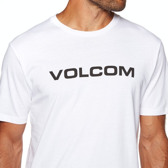 Volcom Crisp Euro Basic Short Sleeve T-Shirt