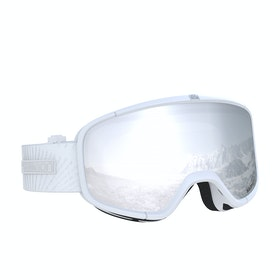 Salomon Four Seven Snow Goggles - White