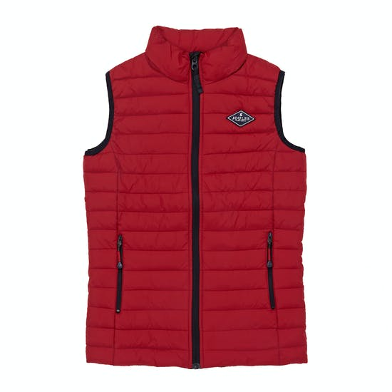 Joules 2018 Crofton Skinny Quilted Boys Body Warmer
