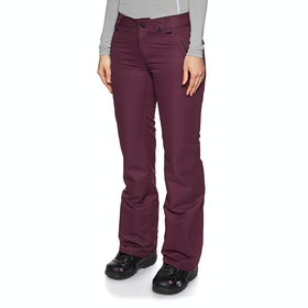 Volcom Frochickie Insulated Womens Snow Pant - Merlot