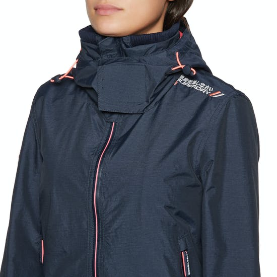 Superdry Arctic Hooded Cliff Hiker Womens Jacket