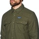 Patagonia Insulated Fjord Flannel Shirt
