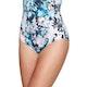 Roxy Fitness Sporty One Piece Womens Swimsuit