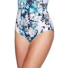 Roxy Fitness Sporty One Piece Ladies Swimsuit