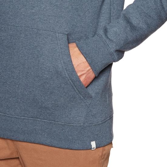 Quiksilver Big Logo Mens Pullover Hoody