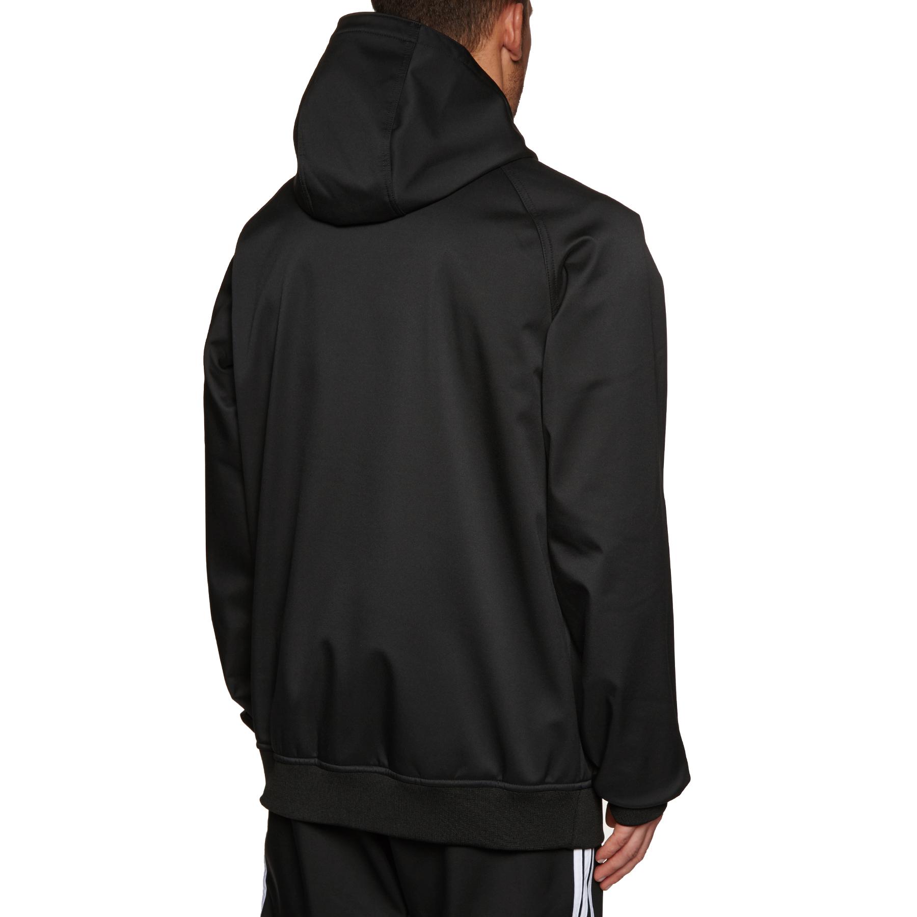 Adidas Greeley Softshell SkiSnowboard Jacket, S Black White