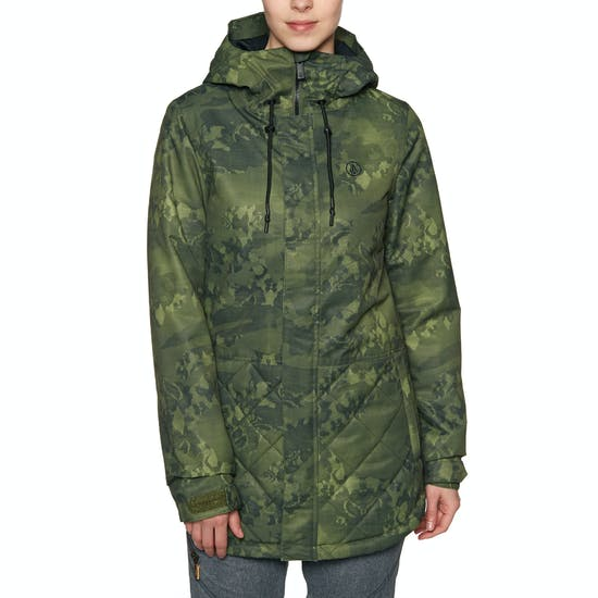 Volcom Winrose Insulated Womens Snow Jacket