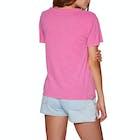 Billabong Im A Rebel Ladies Short Sleeve T-Shirt