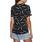 O'Neill Logo Fun Ladies Short Sleeve T-Shirt