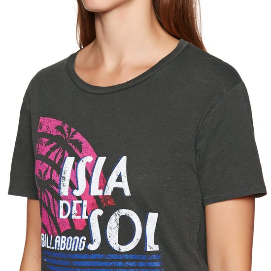 Billabong Isla Del Sol Ladies Short Sleeve T-Shirt